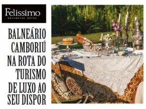 Balneario Camboriu in luxury tourism route to choose